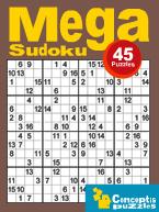 Mega Sudoku: Cover