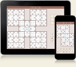 MultiSudoku for iPhone and iPad